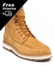 Timberland - Britton Hill Waterproof Moc Toe Boots-2044404