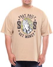 T-Shirts - Pray Daily Tee (B&T)-2232110
