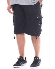 Shorts - Fancy Woven Shorts (B&T)-2233602