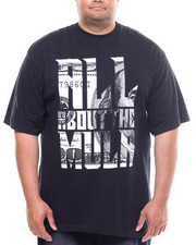 T-Shirts - All About The Mula Tee (B&T)-2232420