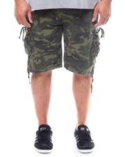 Shorts - Fancy Woven Shorts (B&T)-2233655