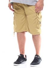 Shorts - Fancy Woven Shorts (B&T)-2233621