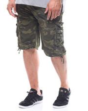 Shorts - Fancy Woven Shorts (B&T)-2233574