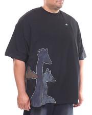 T-Shirts - Giraffe Riser S/S Tee (B&T)-2235068