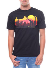 T-Shirts - ASTRO SUNSET TEE-2235006