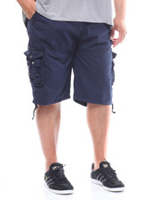 Shorts - Fancy Woven Shorts (B&T)-2233634