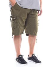 Shorts - Fancy Woven Shorts (B&T)-2233595