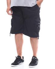 Shorts - Fancy Woven Shorts (B&T)-2233648