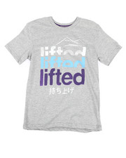 Sizes 8-20 - Big Kids - Mountain Lifted Tee (8-20)-2234738