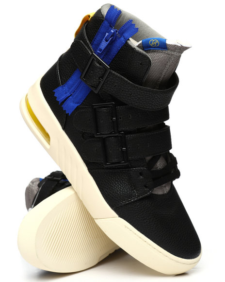 Radii Footwear - Straight Jacket Plus Raven Sneakers