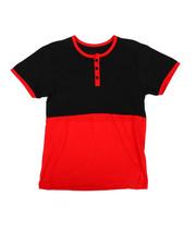 Short-Sleeve - Henley Shirt (8-20)-2232854