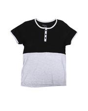 Short-Sleeve - Henley Shirt (8-20)-2232849