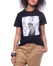 Tops - S/S Tboz Pulling Strings Photo T-shirt-2233731