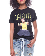 Cross Colours - S/S Tboz Kneeling Artistic Render T-Shirt-2233746