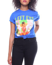 Cross Colours - S/S Left Eye Glasses Artistic Render T-Shirt-2233766