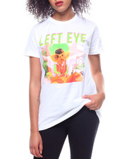 Tops - S/S Left Eye Glasses Artistic Render T-Shirt-2233771