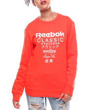Reebok - GP Unisex Fleece Crew-2231610