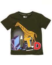 LRG - Crazy Lifted Tee (4-7)-2234682