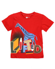 LRG - Crazy Lifted Tee (4-7)-2234707