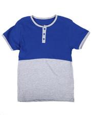 Short-Sleeve - Henley Shirt (8-20)-2232833