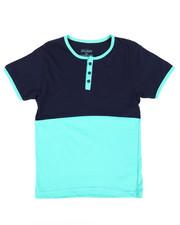 Short-Sleeve - Henley Shirt (8-20)-2232695