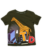 LRG - Crazy Lifted Tee (2T-4T)-2234668