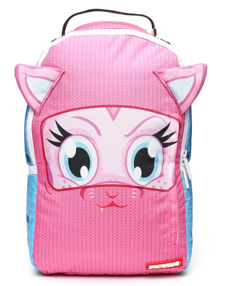 Sprayground - Ski Mask Kitten Backpack (Unisex)