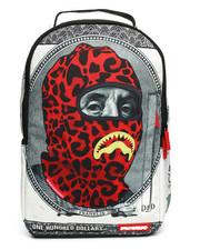 Sprayground - Ski Mask Hunnid Backpack (Unisex)-2235288