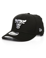 Dad Hats - 9Fifty Chicago Bulls Stretch Snapback Hat-2234221