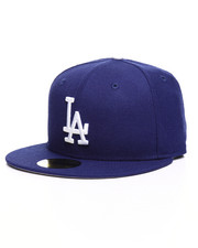 New Era - Los Angeles Dodgers New Era Authentic Collection On Field 59FIFTY Fitted Hat-2234748