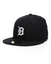 New Era - Detroit Tigers New Era Authentic Collection On Field 59FIFTY Fitted Hat-2234768