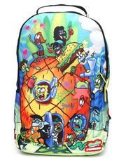 Sprayground - Spongebob Pineapple Party Backpack (Unisex)-2235296