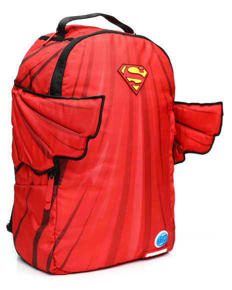 Sprayground - Superman Cape Wings Backpack (Unisex)