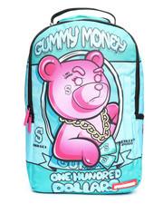 Sprayground - Pink Gummy Money Backpack (Unisex)-2235415