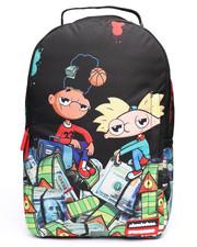 Sprayground - Hey Arnold Money Stacks Backpack (Unisex)-2235303