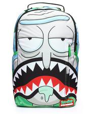 Sprayground - Rick And Morty Shark Backpack (Unisex)-2235292