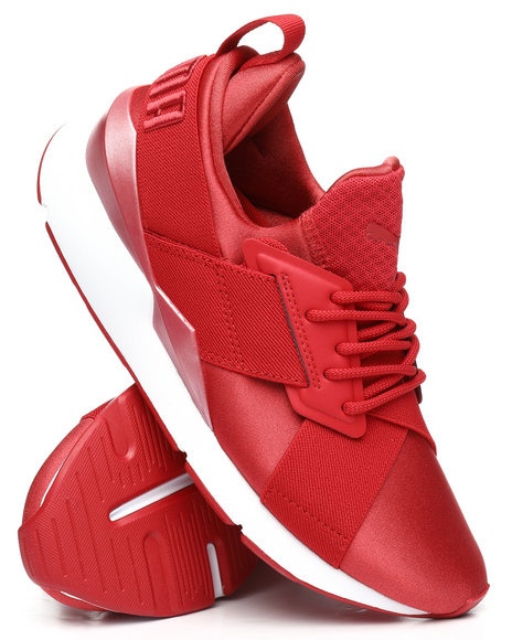 8681519cc46956 Buy Muse Satin EP Sneakers Women s Footwear from Puma. Find Puma ...