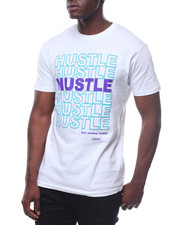 T-Shirts - Hustle For Today Tee-2236010