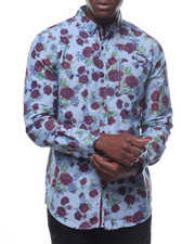 Button-downs - ROSES CHAMBRAY SHIRT-2236017