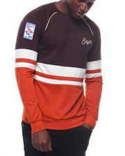 Enyce - Center Stripe Crew Sweatshirt-2236274