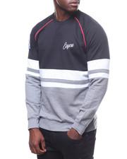 Sweatshirts & Sweaters - Center Stripe Crew Sweatshirt-2236285
