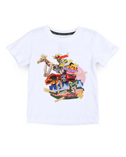 LRG - The Collage Tee (4-7)-2234912