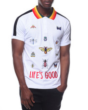 Polos - LIFE IS GOOD INSECT POLO-2236205