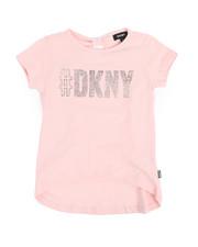 Tops - DKNY Hashtag Top (4-6X)-2235260