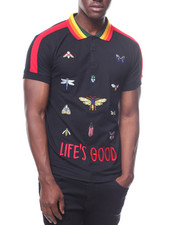 Polos - LIFE IS GOOD INSECT POLO-2236192