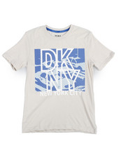 Boys - DK In HD Dot Art Tee (8-20)-2235667