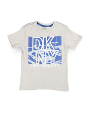 Boys - DK In HD Dot Art Tee (4-7)-2235675