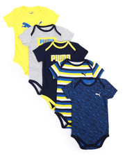 Boys - 5 Pack Bodysuit Set (Infant)-2235672
