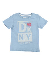 DKNY Jeans - Front Square DKNY Tee (4-7)-2235700