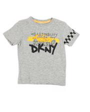 DKNY Jeans - Taxi Cab Tee (4-7)-2235735